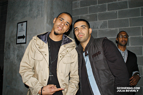 Drake amp J Cole  Cream Of The Crop  Evil Empire